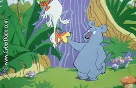 CyberDodo and the Koala (1-3)