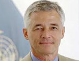 Mr. Sergio Vieira de Mello, United Nations High Commissioner for Human Rights, 2002 - 2003